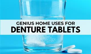 Why Everyone Should Have Denture Tablets At Home