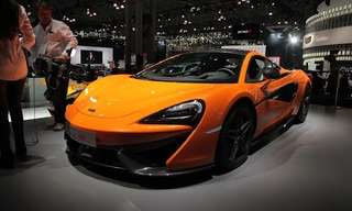 The Gorgeous Cars of the 2015 New York Auto Show!