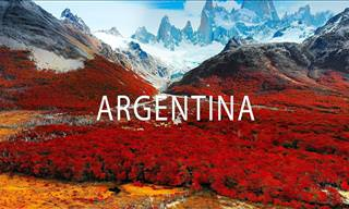 The Beautiful Colors of Argentina Are All in This Video...