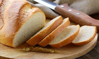 Recipe: This Bread Takes Only 4 Minutes to Bake!
