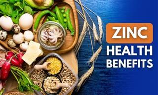 8 Remarkable Health Benefits of Zinc