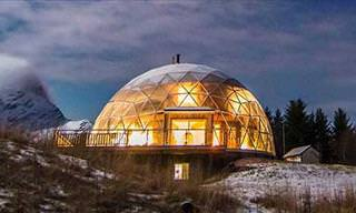 A Sustainable Home in the Arctic Circle