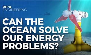 Are Underwater Turbines the Answer to Our Energy Question?