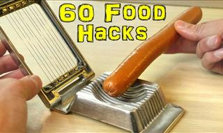 The Ultimate Food Hack Tips!