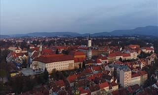Take a Tour of Zagreb, Europe's Most Beautiful Capital!
