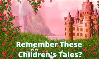 QUIZ: Do You Remember These Fairy Tales?