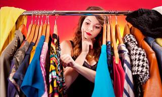 10 Simple Tips for a New Wardrobe