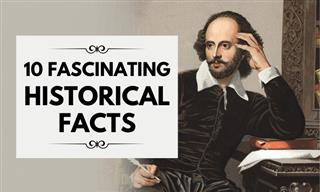 10 Fascinating History Facts You Probably Didn't Know
