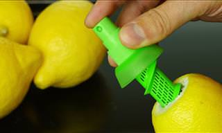 Nifty Lemon Life Hacks You Never Thought About!