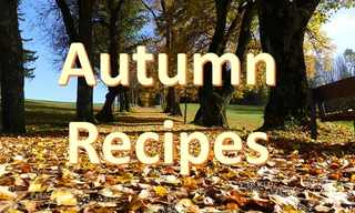 Delicious Recipes in Honor of the Fall