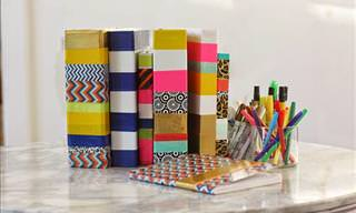Fantastic Back-to-School DIY Ideas