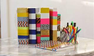 Fantastic Back-to-School DIY Ideas