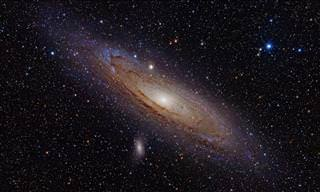 Andromeda: Our Beautiful and Giant Neighboring Galaxy