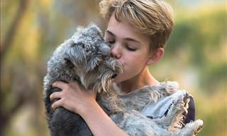 11 Ways to Tell Your Animal Companion Loves You