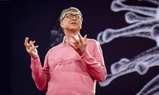 Watch Bill Gates Warn About the Pandemic Years Ago...