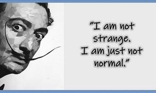 Quotes From Salvador Dali That Will Leave You Invigorated