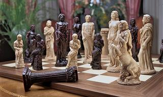 Every Chess Player Needs a Chess Set Like One of These!