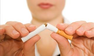 Unconventional Tips to Help You Quit Smoking