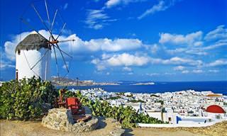The 10 Most Stunning Greek Islands