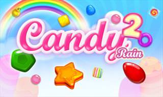 Play Our Game: Candy Rain 2 Puzzle
