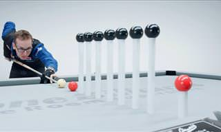 Fantastic Billiards Trick Shots