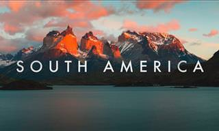 A Gorgeous HD Video of South America