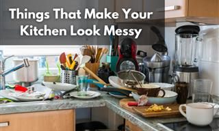 Don't Let These Mistakes Hamper Your Kitchen's Beauty