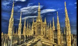 The Inner Beauty of Italian Churches...