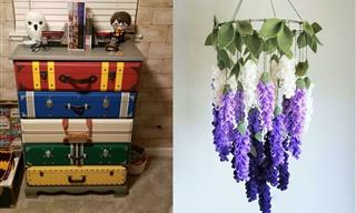 These Cool & Original Crafts Will Inspire Your Creativity