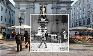 Precious Vintage Photography: Vienna Then and Now