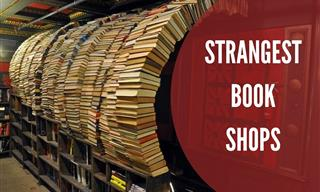 9 Unusual Bookshops Located in The Strangest Places