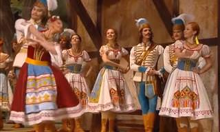 The Bolshoi Ballet Group Have Done It Again!