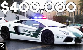 9 INSANELY Exclusive and Luxurious Cars You Can Only Find in Dubai