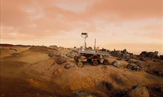 NASA Has Found Organic Matter on Mars