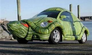 Would You Like to Drive Any of These Weird Cars?