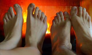 Foot Care For Over 50s