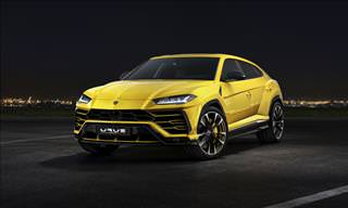 Lamborghini Urus - The World's First SSUV