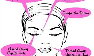Remove Unwanted Hair in 5 Easy Steps!