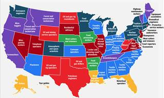 22 Fascinating Demographic Maps of the USA