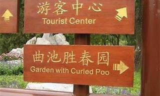 22 Translations Gone Wrong
