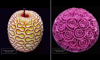 These Gorgeous Artworks Look Absolutely Delicious!