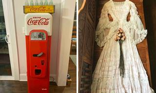 These Beautiful Antique Items Have Been Touched by History