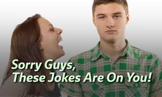 Funny Jokes About Men