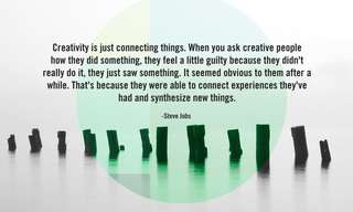 Creativity In Words - Beautiful Quotes!