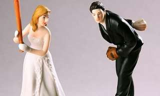 Hilarious Cake Toppers