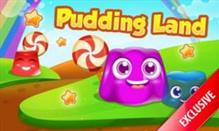 Game: Pudding Land