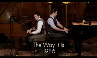 Piano Compositions Over Time, From the 1700s to the 2000s