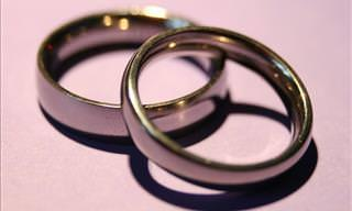 Why the 4th Finger Is For Wedding Rings