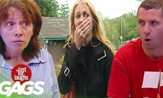 Hilarious: Best of Terrible Strangers Pranks!