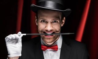Joke: The New Circus Performer